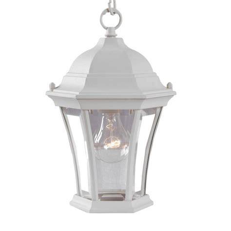 Outdoor Lighting White Shop Acclaim Lighting Brynmawr 12 25 In Textured White Outdoor Pendant Light At Lowes