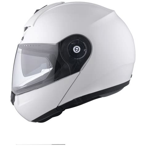 Helm Schuberth C3 Pro Modular White Size M L T0310 1 schuberth c3 pro helmet modular flip up helmets