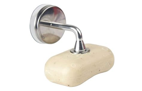 Cool Kitchen Stuff kikkerland magnetic soap holder the green head