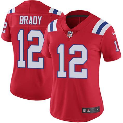 patriots tom brady authentic jersey elite womens youth