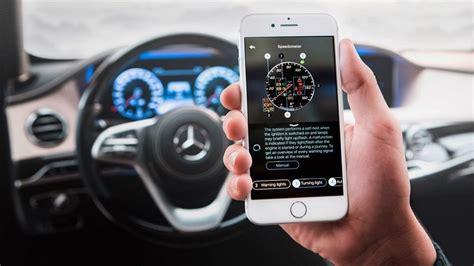 Mercedes Application mercedes une application pour 234 tre pr 233 venu en cas de