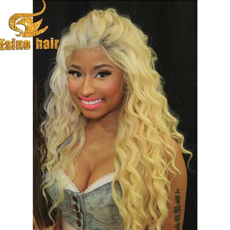 Hair 613 For Black Woman | virgin chinese hair blonde human hair wigs 613 full lace