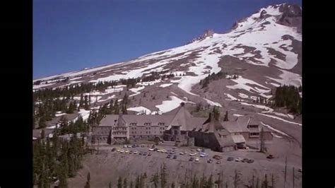 resort where was filmed the shining filming location timberline lodge