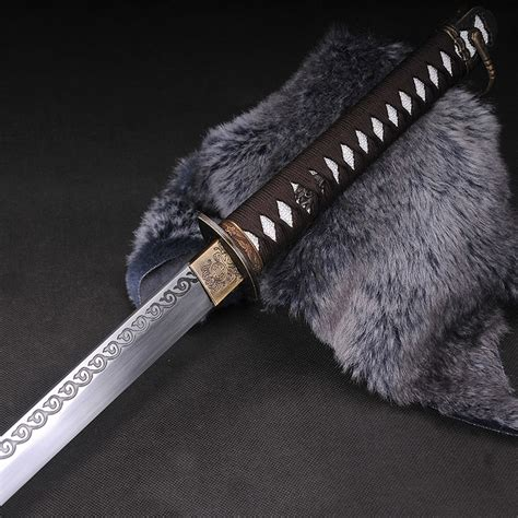 Handmade Japan - combat weapon handmade katana real sword japanese
