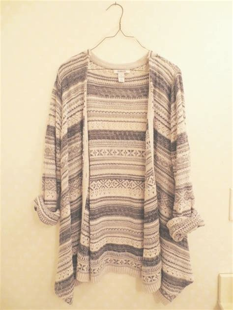 pattern sweaters tumblr sweater pattern patterned sweater aztec baggy