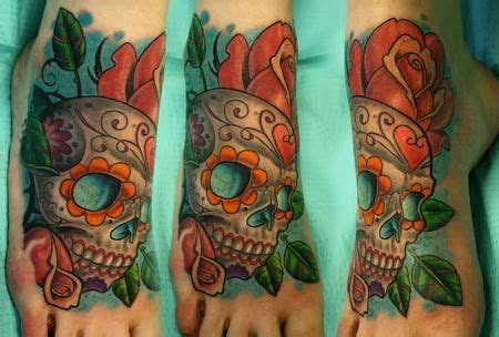 christian kay tattoo 17 best images about day of the dead tattoos on pinterest