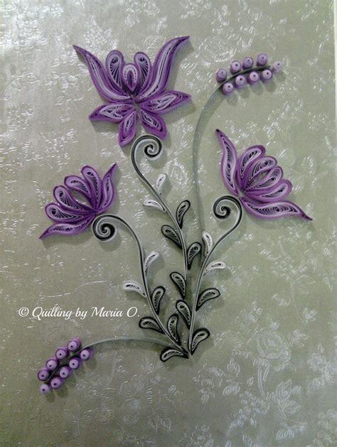 flower pattern for quilling 742 best quilling images on pinterest