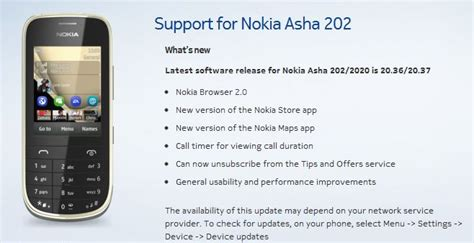 Theme Download In Nokia Asha 202 | nokia asha 202 203 firmware updated to v20 thepockettech