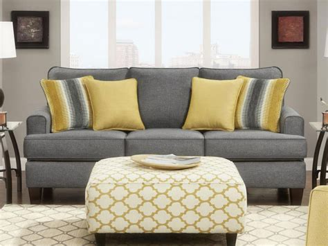 grey color sofa fabric sofas