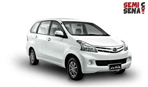 Daftar Accu Mobil Terios daftar harga mobil daihatsu xenia daihatsu xenia update