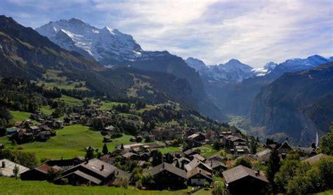 excursiones pueblos lugares visitar que ver en suiza 2018 los 10 mejores lugares para