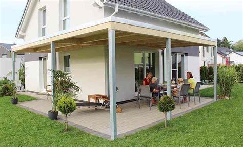 Kubus Gartenhaus