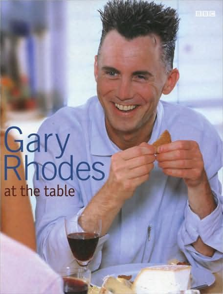 libro gary rhodes fabulous food gary rhodes at the table by gary rhodes paperback barnes noble 174