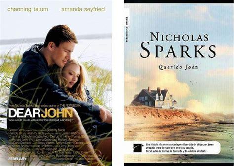 libro a sick day for pel 237 cula y libro querido john dear john nicholas sparks ver online pdf en espa 241 ol http