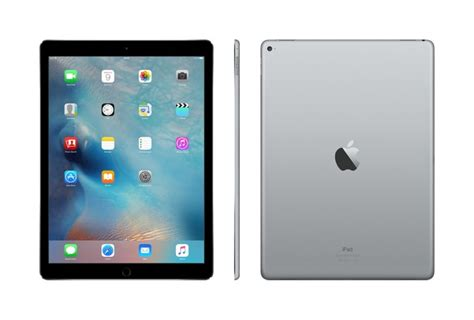 Pro 12 9 Wifi Only Grey 128gb apple pro 12 9 quot wi fi cellular 128gb space gray ml2i2fd a t s bohemia
