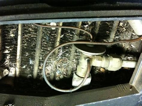 Evaporator Evap Cooling Coil Ac Honda Accord 83 Oring Sirip Kasar Be so i cleaned out my evaporator honda tech honda forum discussion
