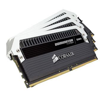 Memory Ram Ddr4 Corsair Dominator Platinum Rog Cmd16gx4m4b3200c16 4x 1 corsair 16gb 2800mhz ddr4 dominator platinum performance channel memory ram kit ln59214