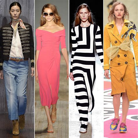 2015 spring styles women spring fashion trends 2015 runway popsugar fashion