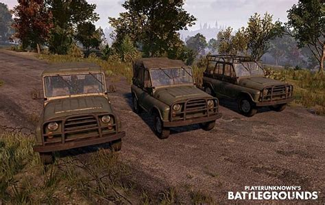 pubg vehicle spawns pubg guide complete vehicles list with spawn locations