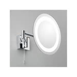 adjustable bathroom mirrors astro lighting 0356 genova adjustable illuminated bathroom