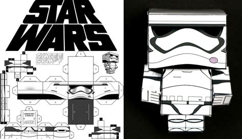 Paper Craft Wars - papercraft wars papercraft episode 7 stormtrooper