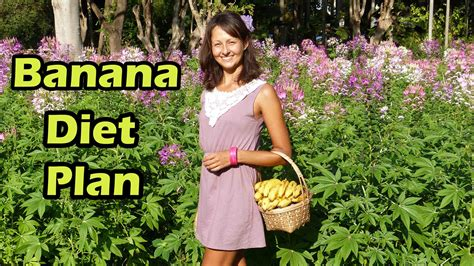Banana Island Detox Benefits how to do a banana diet plan for detox weight loss