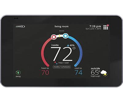 lennox i comfort lennox icomfort e30 inteligentny termostat agdlab pl