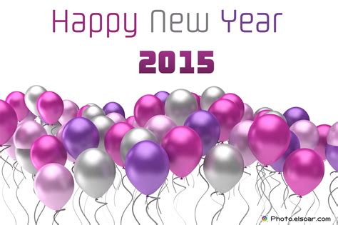 new year 2015 happy new year 2015 fliying colorful balloons 5736