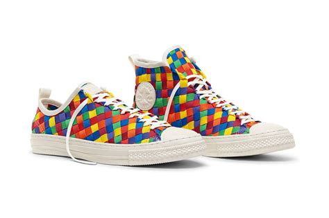 converse chuck all multi color weave pack