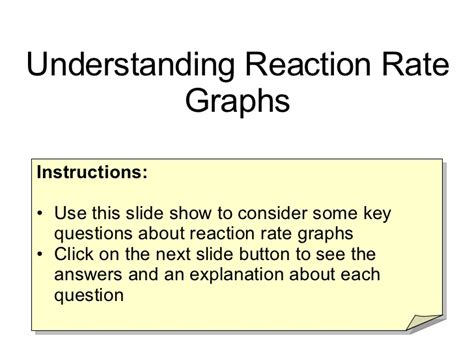 Tutorial Questions On Rate Of Reaction | reaction rate graph tutorial 5