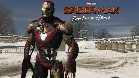 iron man mk avengers endgame gta modscom