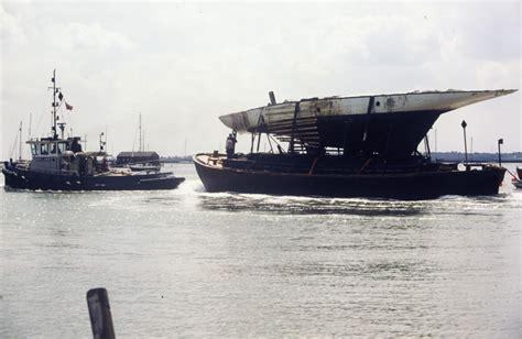 yacht salvage g l watson co - Yacht Salvage