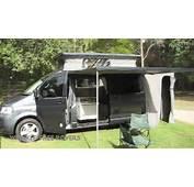 VW T5 Transporter Campervan  YouTube
