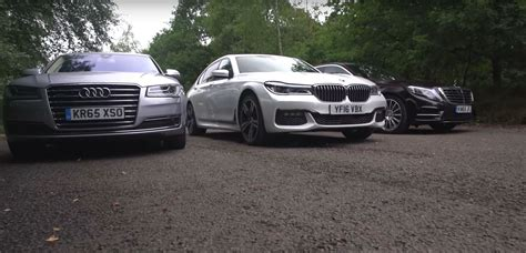 luxury bmw 7 series bmw 7 series vs mercedes s class vs audi a8 2017 luxury