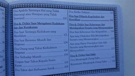 Ensiklopedi Mini Doa Dan Dzikir Pilihan buku ensiklopedi mini doa dan dzikir format baru