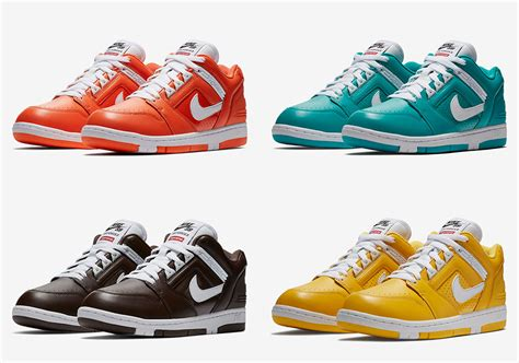 Nike Sb Supreme 2 supreme nike air 2 releasing on nike sneakernews