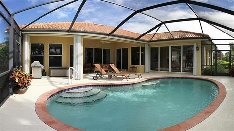 vacation home with pool lely resort masters reserve vacation rental pool home