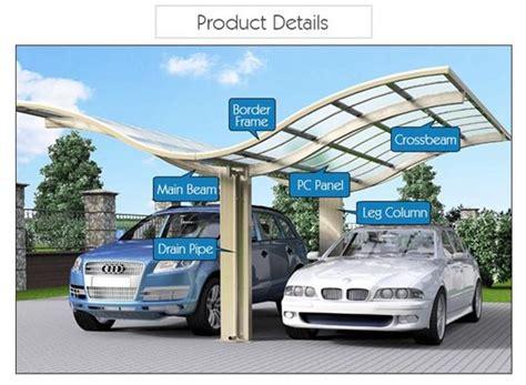 2 Car Carports For Sale by 2 Car Carport Sunshield Modern Carports Manufacturer
