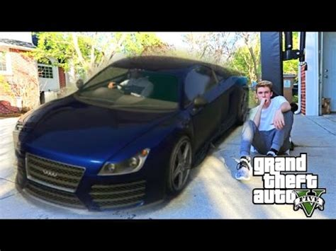 audi r8 tanner how to make tanner braungardt s car in gta 5 youtube