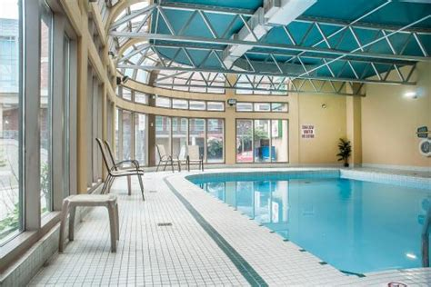 indoor heated pool indoor heated pool picture of quality hotel fallsview