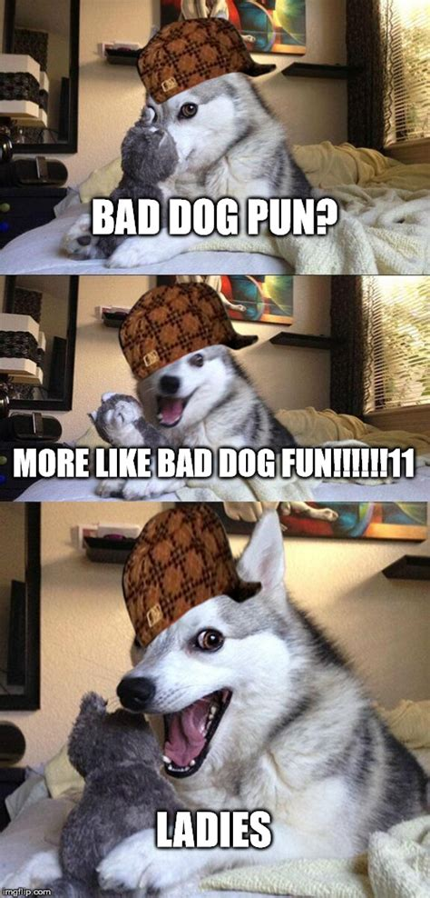 Bad Dog Meme - bad pun dog meme pictures to pin on pinterest pinsdaddy