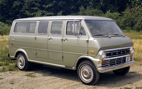 1961 2013 ford econoline timeline truck trend