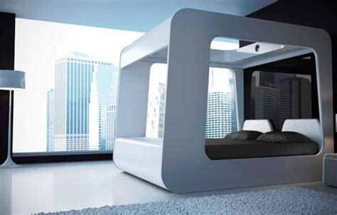 somnus neu hi can last generation bed presented at out of salone in milan freshome com