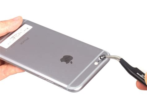 iphone 5 lens replacement iphone 6 lens replacement ifixit repair guide