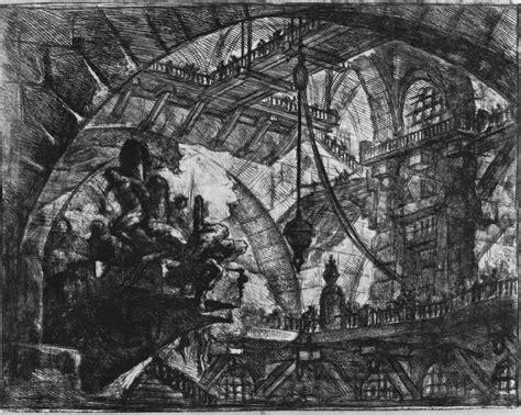 Famous Stairs piranesi giovanni battista carceri d invenzione