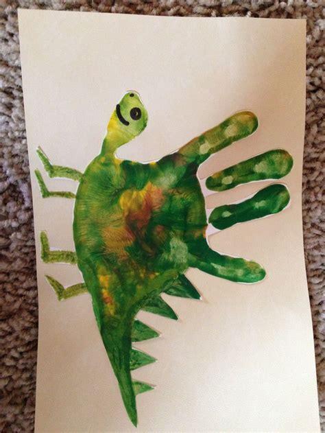 dinosaur craft dino theme kiddie crafts