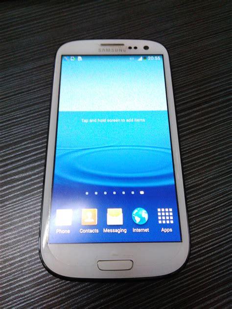 jual samsung galaxy  big layar besar hp android bekas