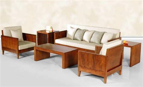 sofa kayu jati minimalis furniture rumah
