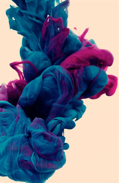 colored ink new underwater ink photographs by alberto seveso colossal