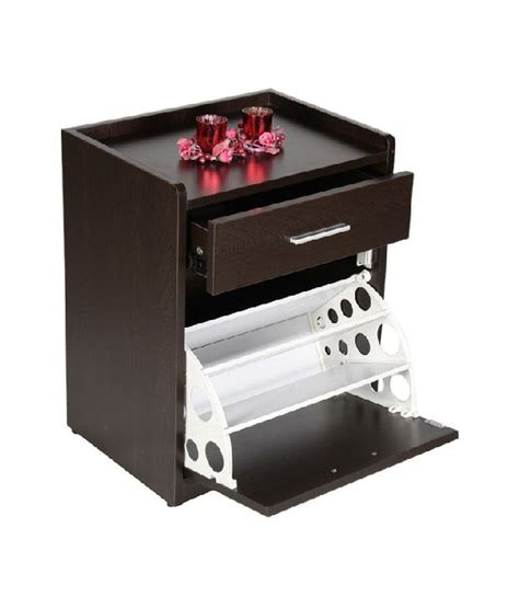 influence compact wenge shoe rack buy at best price in india on snapdeal